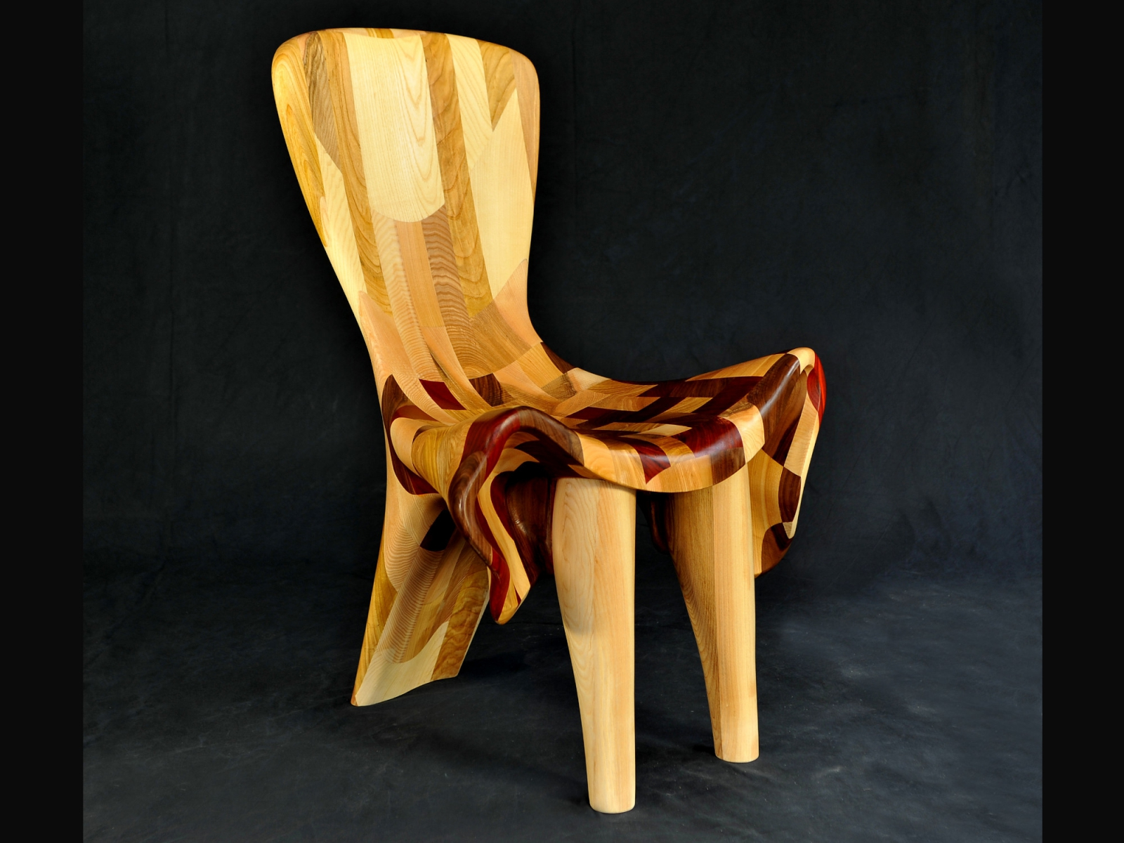 Beatriz Gerenstein - 3D Wood three dimensional thinking