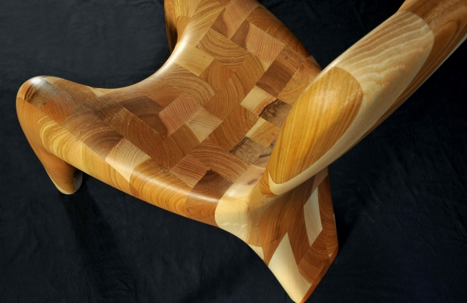 3D Wood - three dimensional thinking